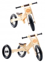 Trybike Balance-Bike Wood 4 in 1