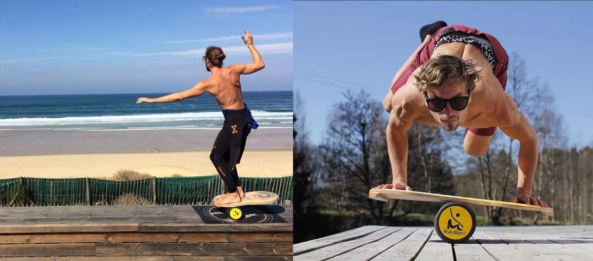 Rollerbone Balance-Boards