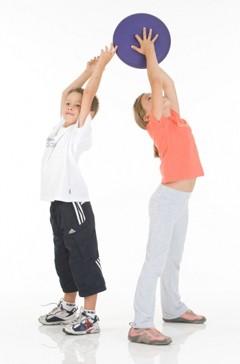 Togu Dynair Ballkissen 30cm (Kids) für Kindergartenkinder und Grundschulkinder