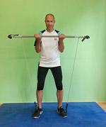 Gymstick Krafttraing Biceps