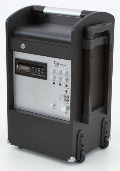 TLS M100 Funk 754601 Mobiler Lautsprecher