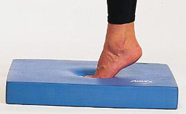 Balance-Übungen mit dem Balance-Pad